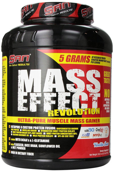 San Mass Effect Revolution 2.96kg (6.5lb)